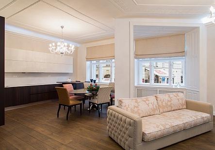 Luxusní byty Praha